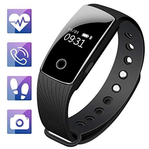 Fitness Tracker, Mpow Heart Rate Monitor Tracker Smart Brace...