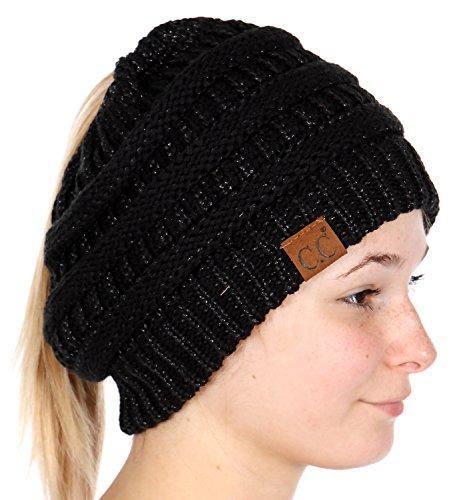 Metallic Wool Hat - 8