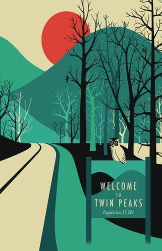 Welcome to Twin Peaks Journal - Twin Peaks Gifts - Journal - Notebook: Amazon.es: Cultural Bindings: Libros en idiomas extranjeros