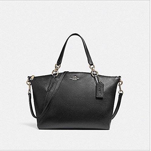 Black Coach Handbag - 8