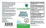 Optimal Liposomal Glutathione Tropical Non-Soy and Non-GMO Provides 500 mg of Liposomal Glutathione per Teaspoon 4 oz 30 Servings Discount