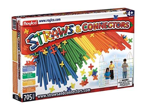Straws Connectors 705 Piece Set product image