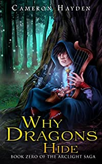 Why Dragons Hide by C. M. Hayden ebook deal