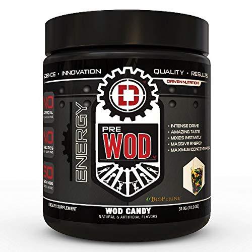 PREWOD Pre Workout Preworkout Supplement product image