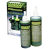 Green Filter 2000 Green High Performance Air Filter Recharge Oil and Cleaner Kit