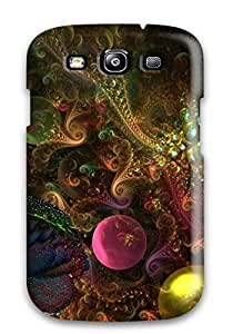 Eric S Reed Galaxy S3 Well-designed Hard Case Cover Facebook Abstract Protector