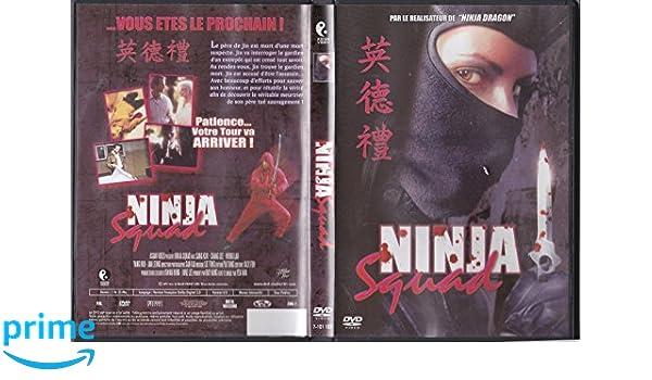 Golden Ninja Warrior/Ninja Squad [Reino Unido] [DVD]: Amazon ...