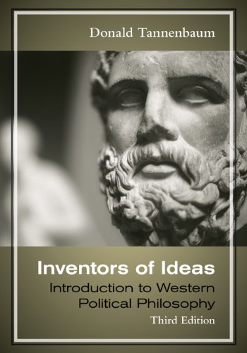 Download Inventors of Ideas: Introduction to Western Political Philosophy Pdf