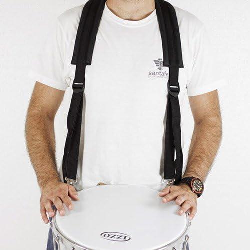 Ortola 5164-001 - Correa arnés tambor surdo, color negro: Amazon ...
