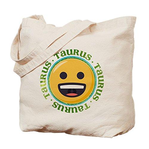Medium Cafepress Caqui Emoji Lona Taurus Horoscope Bolsa xwwpHqBYC