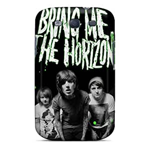 EricHowe Samsung Galaxy S3 Excellent Hard Cell-phone Case Provide Private Custom Vivid Bmth Pattern [KZK7944stGM]