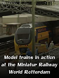 Amazon.com: Model trains in action at the Miniatur Railway World