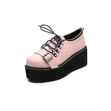 1ba95efdb8a2a Amazon.com: Hy Women's Shoes, Spring/Fall / Winter Suede Heighten ...