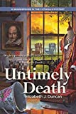Untimely Death: A Shakespeare in the Catskills Mystery