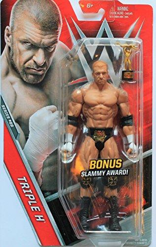 WWE Triple H Basic Action Figure - 4