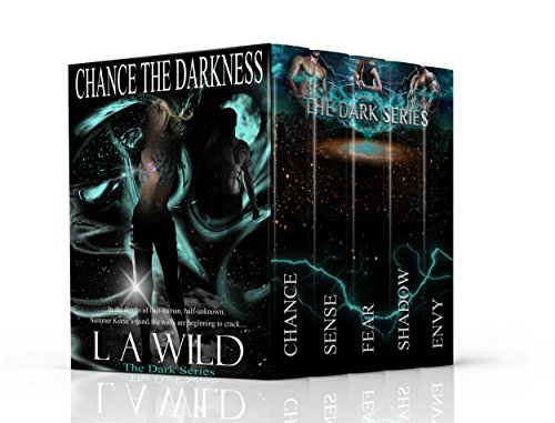 Searching for her sister's killer in a seedy suburb of Glasgow, Summer discover nothing about her life is what it seems: Family secrets spew from the grave, emotions run hot and she makes some seriously bad choices…  L A Wild's 4-in-1 paranormal box set THE DARK SERIES
