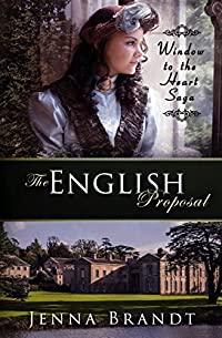 The English Proposal by Jenna Brandt ebook deal