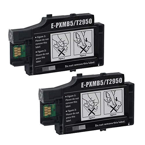 - Buyink Remanufactured Ink Tank Maintenance Box Compatible for Workforce WF-100 WF-100W Inkjet Printer (2 Pack)