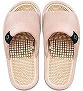 BIKINIV Reflexology amp; Foot Massage Slippers Sandals for Men amp; Women Recovery Sandals House Shoes ...