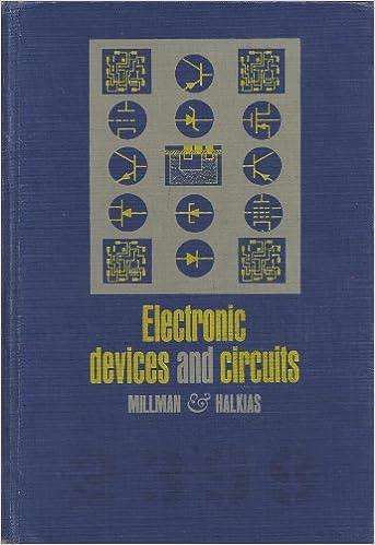 Millman Halkias Electronic Devices And Circuits Pdf