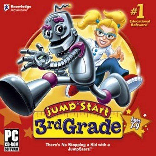 JumpStart 3rd Grade (Computer Game Grade)
