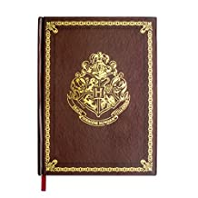 Official Harry Potter Hogwarts Crest Notebook Journal Stationery