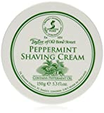 Taylor of Old Bond Street Peppermint Shave Cream (5.3 oz)