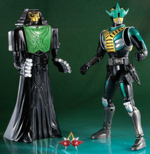 Kamen Rider Zeronos Den-O 2form transformation DX Kamen Rider Zeronos Rider 6201b2