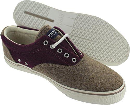 Pour Sperry 10682682 Chaussures Marron tan Top Homme sider Bateau YFUCq