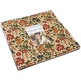 "Kansas Troubles Harvest Hill Layer Cake 42 - 10"" Precut Fabric Quilt Squares for Moda Fabrics 9550LC"