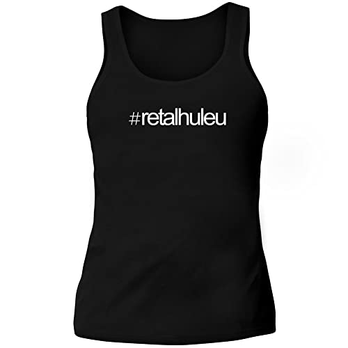 Idakoos Hashtag Retalhuleu - Città del Mondo - Canotta Donna