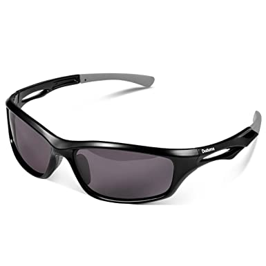 mens glasses 35jx  Duduma Polarised Sports Mens Sunglasses for Ski Driving Golf Running  Cycling Tr90 Superlight Frame Design for