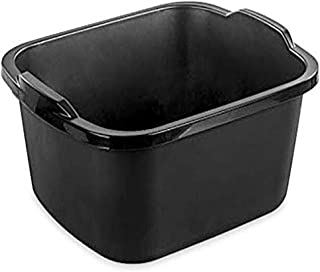 product image for STERILITE 18 Quart Black Dishpan