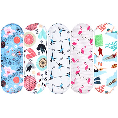 how to use reusable sanitary pads