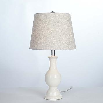 HAO SHOP Buu Style Lámpara de Mesa Materiales de cerámica ...