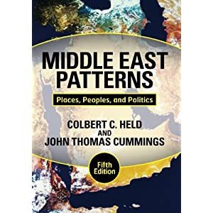 Middle East Patterns: Places, Peoples, and Politics (Paperback)