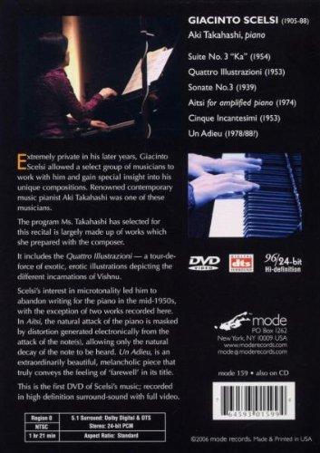 Piano Works Vol.3 - Aki Takahashi [Alemania] [DVD]: Amazon.es ...