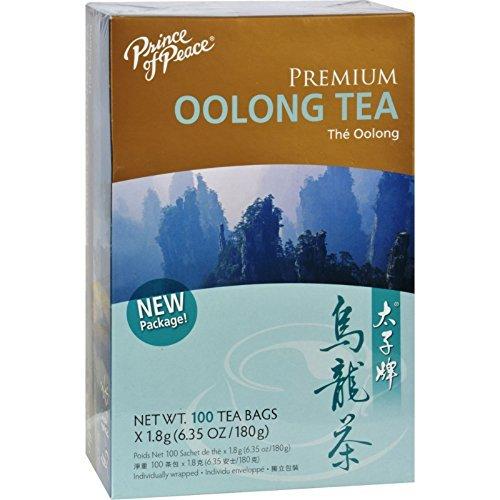 Prince of Peace Oolong Tea - 100 Tea Bags net wt. 6.35oz  by