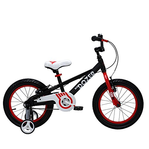 Royalbaby Bull Dozer Fat Tire Burly Kid's Bike, 16 inch Whee