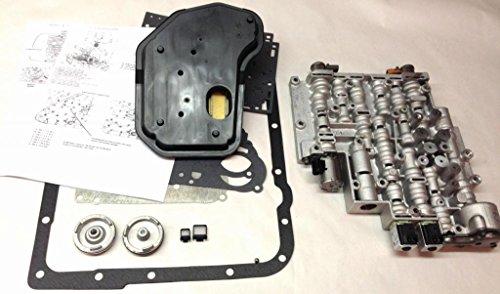 Shift Rite Transmissions replacement for 4L60E 03-06 4L65E M30 Sonnax Control Valvebody Transmission Shift Rite 4L60E ()