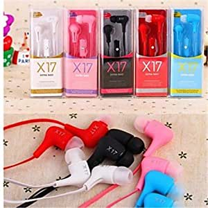 Jia In-Ear Wired Earphones (Earbuds, In-Ear)