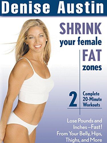 Denise Austin- Shrink Your Female Fat Zones