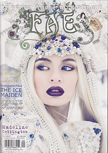 Faeries and Enchantment (FAE) Magazine Winter 2016
