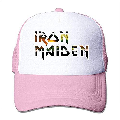 Hat Cap Iron Maiden Hat Mesh Maiden Iron Maiden Iron Cap Hat Cap Mesh Mesh TTCEwqx1