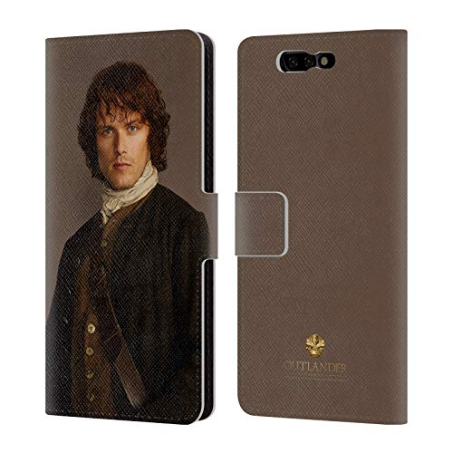 Official Outlander Jamie Traditional Characters Leather Book Wallet Case Cover for Xiaomi Black Shark