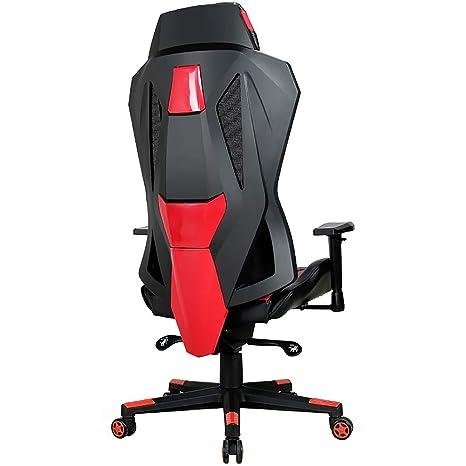 Silla ErgonóMica para Juegos/E-Sports Chair/Recliner/SillóN Giratorio - Silla