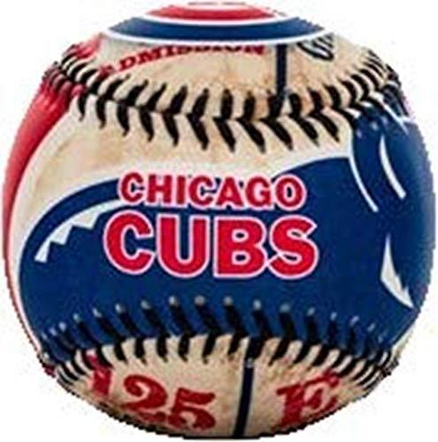 Franklin Sports Chicago Cubs Soft Srike Baseball Vintage