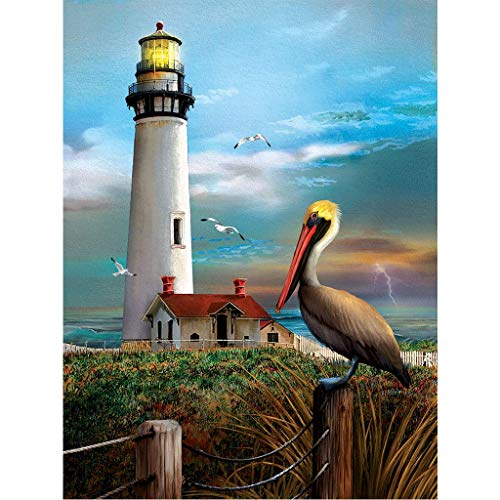 painting lighthouse - 6