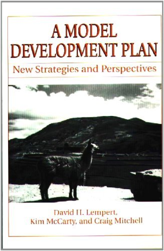 A Model Development Plan: New Strategies and Perspectives by Lempert David H. McCarty Kim Mitchell Craig (1998-05-30) Paperback