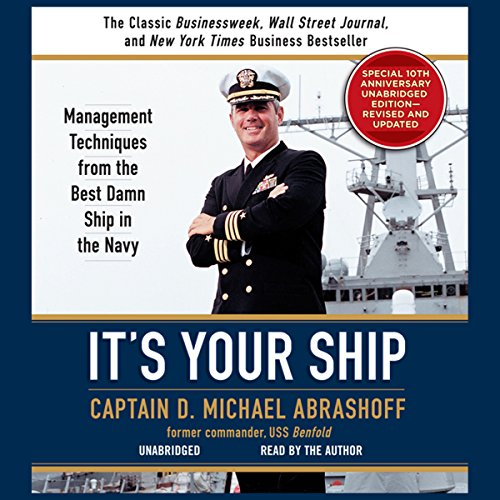 It's Your Ship: Management Techniques from the Best Damn Ship in the Navy Audiobook [Free Download by Trial] thumbnail